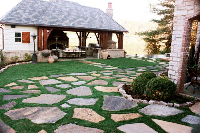 Cherokee Blvd Landscaping Companies Knoxville Patio